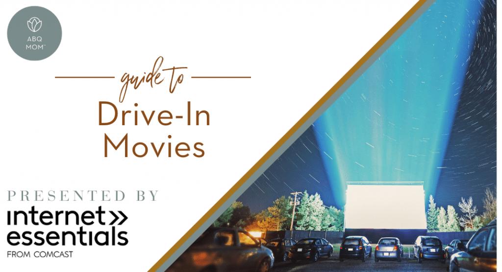 drive-in movies, Albuquerque