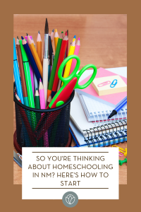 So You're Thinking About Homeschooling in New Mexico? Here's How To Start