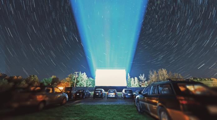 drive in movies albuquerque