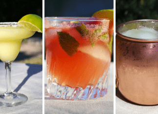 summer mocktail recipes