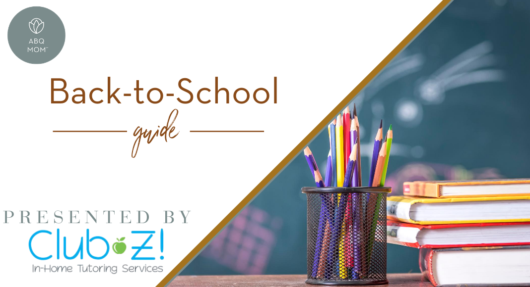 back-to-school guide, ABQ Mom