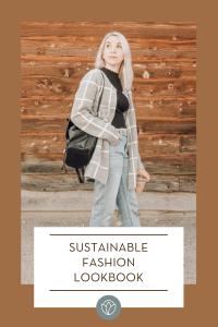 Sustainable Fashion Lookbook, ABQ Mom