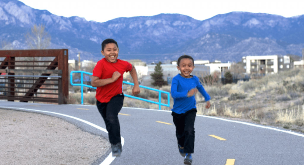 keeping kids active and focused with healthy exercise, ABQ Mom