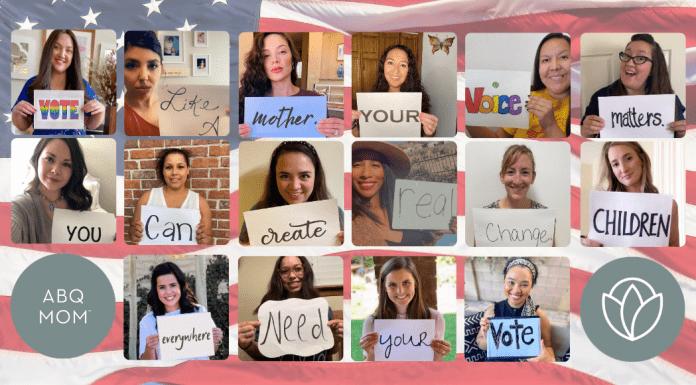 5 reasons mom should vote