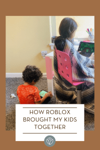 How Roblox brought my kids together, ABQ Mom