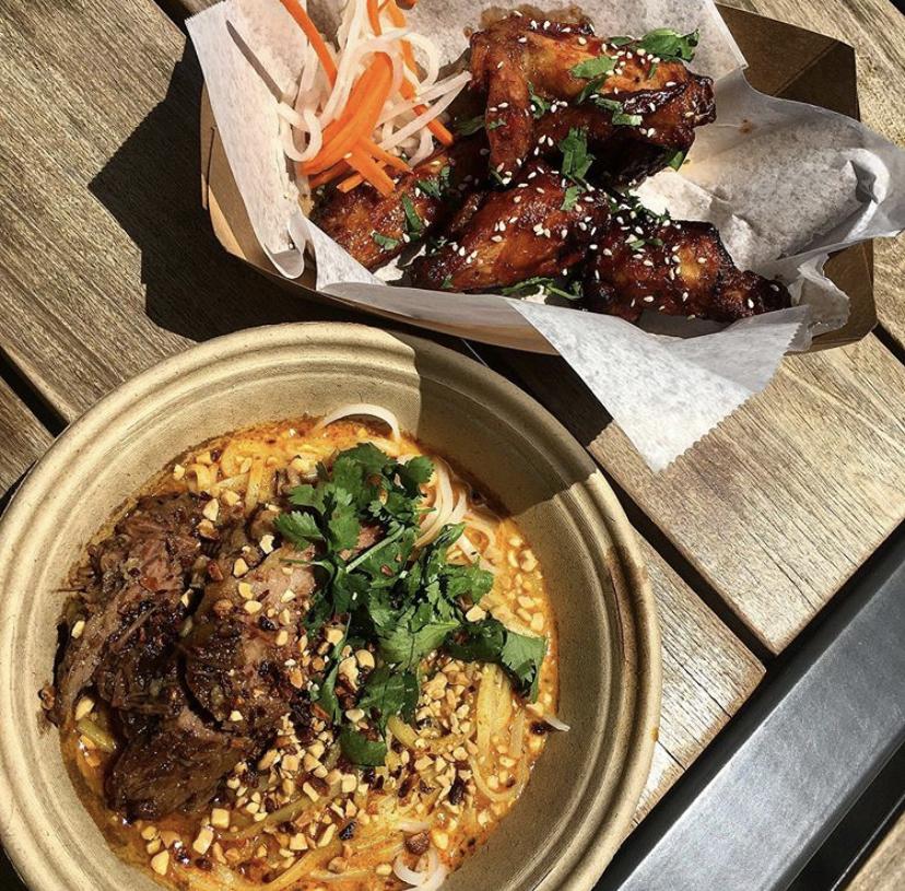 Five ABQ Food Trucks! - Part One