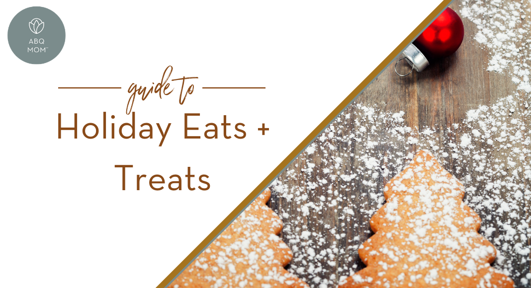 guide to holiday eats and treats