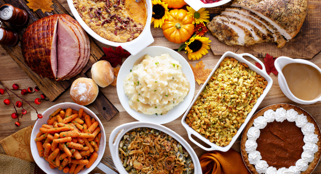Order Thanksgiving Dinner for Pickup or Delivery in Albuquerque