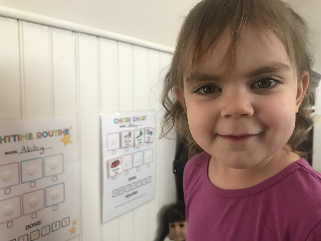 Mornings with Toddlers :: The 5 Things That Help Me Stay Sane | Albuquerque Mom Collective