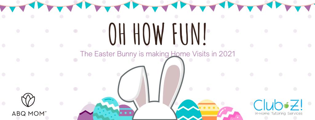 Easter Bunny, Albuquerque