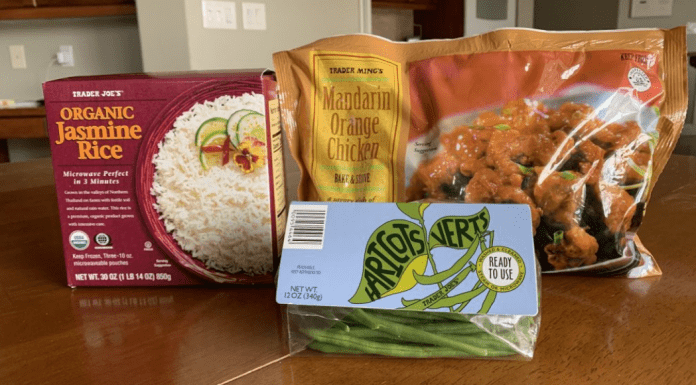 Three Quick Weeknight Meals with Trader Joe's Favorites