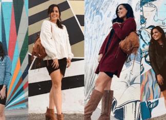 One Dress, Four Ways