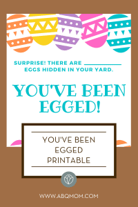 You've been egged, ABQ Mom, Easter, Albuquerque