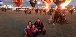 Albuquerque Moms Up Close & Personal :: Elizabeth Kistin Keller