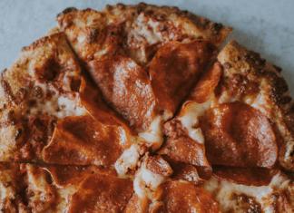 Albuquerque pizza