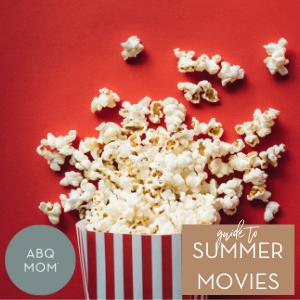 summer movies Albuquerque