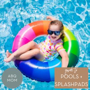 Albuquerque pools and splashpads