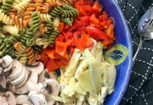 Make It Mine Pasta Salad