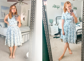 How My Seamstress Helped Me Love My Postpartum Body