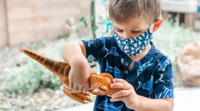 8 Books to Encourage Your Toddler to Wear a Mask