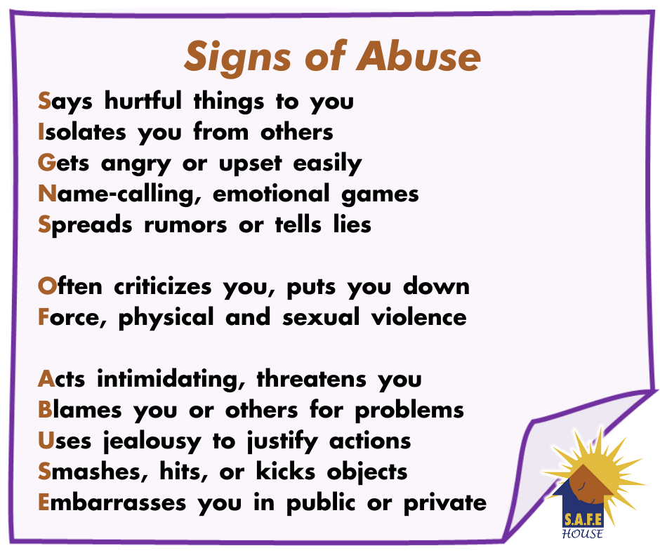 Domestic Violence Awareness Month :: Facts, Resources, and a Survivor's Letter